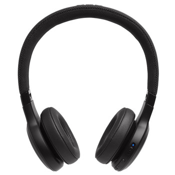 JBL Black On-Ear Wireless Headphones with Voice Assistant