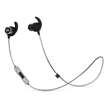 JBL Black In-Ear Wireless Sport Headphone with 3-Button mic/ remote