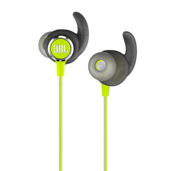 JBL Green In-Ear Wireless Sport Headphone with 3-Button mic/ remote
