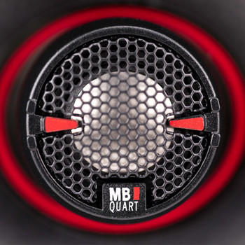 "MB Quart RK1-110 Reference Series 4"" Coaxial Speakers"