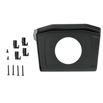 Stinger 2014-2019 Polaris Ranger Universal Dash Kit for 3'' Gauge Mount Marine Radio