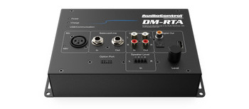 AudioControl DM-RTA with CM-20 Microphone - Real Time Analyzer and Multi-Test Tool