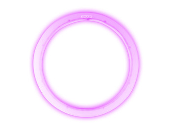 """Kicker 47KLSR10 10"""" Weather Proof Led Lighted Speaker Ring, Single"""