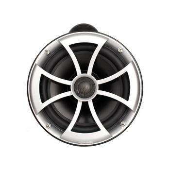 "Wet Sounds ICON8-BX ICON 8"" Marine Tower Speakers w/X Mount kit - Pair Black"