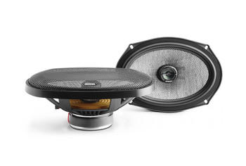 """Focal - Pair of Focal Access 165 YE 6.5"""" 2-Way Component Speakers, Pair of Focal 690AC 6x9"""" Speakers, Focal AP-4340 Amp"""