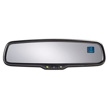 Advent ADVGEN20A Gentex Auto Dimming Rear View Mirror with Compass and Temperature