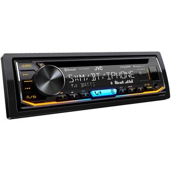 JVC KD-T900BTS CD Receiver featuring Bluetooth® / USB / SiriusXM / Pandora / iHeartRadio / 13-Band EQ - Used Good