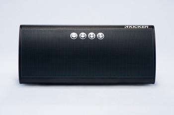 Kicker KPM Bluetooth wireless speaker - Black - Open Box