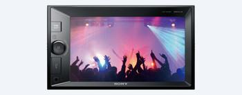 "Sony XAV-V631BT 6.2"" (15.75 cm) Media Receiver with BLUETOOTH Wireless Technology - Open Box"