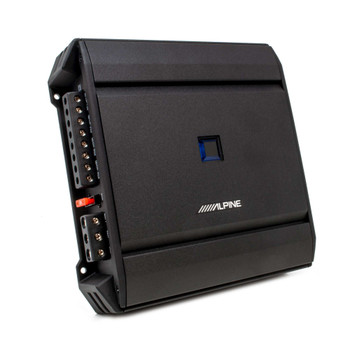 Alpine S-A32F S-Series 4-Channel Digital Amplifier - 80 Watts RMS x 4 @ 2-Ohms - Used Very Good
