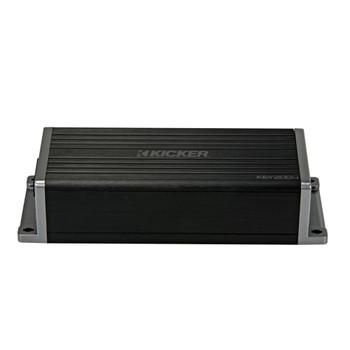 Kicker 47KEY2004 KEY 4-Channel DSP Smart Amplifier, 4x50W