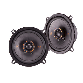 "Kicker 47KSC504 KS Series 5.25"" Coaxial Speakers With .75"" Tweeters, 4ohm"