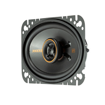 "Kicker 47KSC4604 KS Series 4x6"" Coaxial Speakers With .5"" Tweeters, 4ohm"