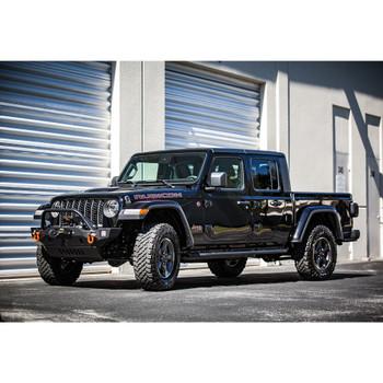 JL Audio SB-J-JTGLAD/10TW1 Stealthbox® for 2020-Up Jeep Gladiator (JT)