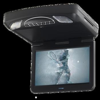 "Audiovox MTG13UHD 13.3"" Digital High Def Overhead DVD HD Inputs - Used Very Good"