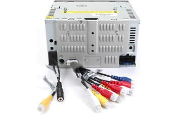 Jensen VX3026 2 DIN A/V Receiver w/ DVD | Bluetooth | USB | AV Input - Open Box