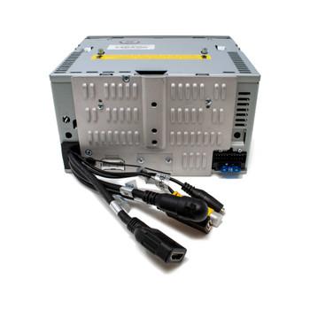 """Jensen VX4024 2 DIN 6.2"""" Double DIN Touchscreen DVD Receiver - Open Box"""