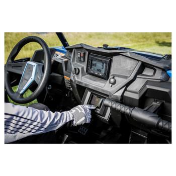 JL Audio SBA-POL-RZG2-DK-MM50 2014-Up Polaris RZR 4 900, 900XC, XP 1000 & XP4 1000 Dash Kit for MediaMaster® MM50