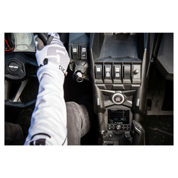 JL Audio SBA-CAN-MVX3-DK-MM50 2017-Up Can-Am Maverick X3 Dash Kit