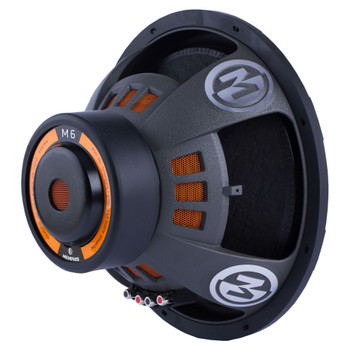 """Memphis Audio 15-M615D4 15"""" MOJO Dual 4-Ohm Subwoofer - 900 wRMS"""