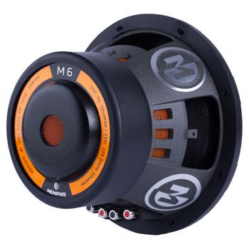 """Memphis Audio 15-M610D2 10"""" MOJO Dual 2-Ohm Subwoofer - 500 wRMS"""