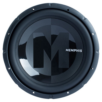"""Memphis Audio 15-PRX1544 15"""" Power Reference Dual 4-Ohm Subwoofer - 350 wRMS"""