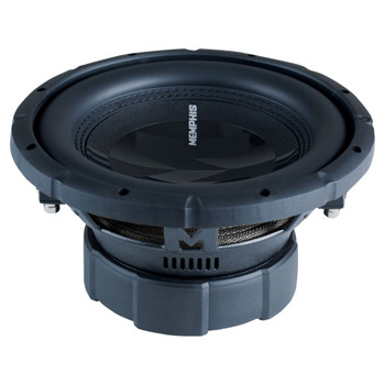 """Memphis Audio 15-PRX1044 10"""" Power Reference Dual 4-Ohm Subwoofer - 250 wRMS"""