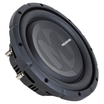 "Memphis Audio 15-PRX1044 10"" Power Reference Dual 4-Ohm Subwoofer - 250 wRMS"