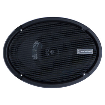"Memphis Audio PRXS69 Power Reference Series 6x9"" 2-Ohm Shallow 2-Way Speakers With Swivel Tweeters"