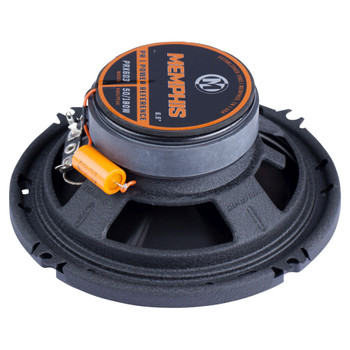 "Memphis Audio PRX603 Power Reference Series 6.5"" 3-Way Coaxial Speakers With Swivel Tweeters - Pair"