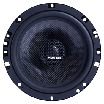 """Memphis Audio 15-MCX60 6.5"""" Oversize Coaxial Speakers With In-line Crossover - Pair"""