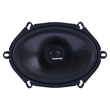 """Memphis Audio 15-MCX57 5x7"""" Coaxial Speakers With In-line Crossover - Pair"""