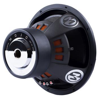 """Memphis Audio 15-MOJO615D4 15"""" MOJO6 Dual 4-Ohm Subwoofer - 2200 wRMS"""
