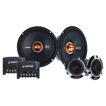 """Memphis Audio SRXP62C SRX Pro 6.5"""" Component Speaker System - Pair"""