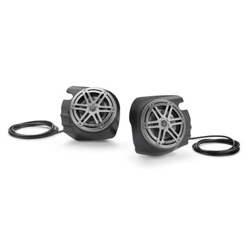 JL Audio SB-POL-RZG2SPKR/M3-650i Stealthbox Speaker Pods for 202014-2018 Polaris RZR 4 900, 900XC, XP 1000 & XP4 1000