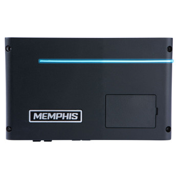 Memphis Audio PRXA600.1 Power Reference Series Mono Subwoofer Amplifier, 600 Watts RMS x 1 at 1-Ohm
