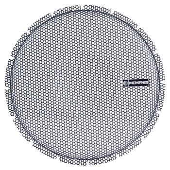 """Memphis Audio BRMG12 12"""" High Excursion Subwoofer Grill For Select Subwoofers"""