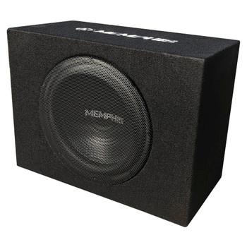 """Memphis Audio SRX12SP 120W RMS Amplified 12"""" Box"""