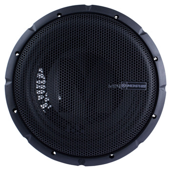 """Memphis Audio PRXG12 12"""" Power Reference Subwoofer Grill"""