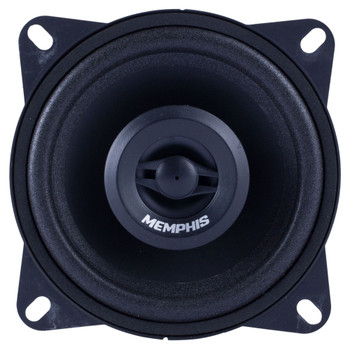 """Memphis Audio SRX42 Street Reference Series 4"""" 2-Way Coaxial Speakers - Pair"""