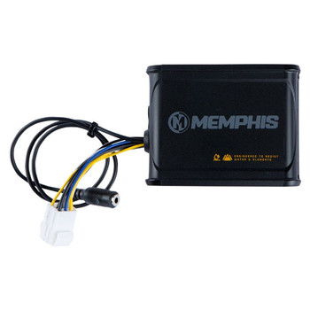 Memphis Audio MXA100.2S MXA Ultra Compact Amplifier 50Wx2