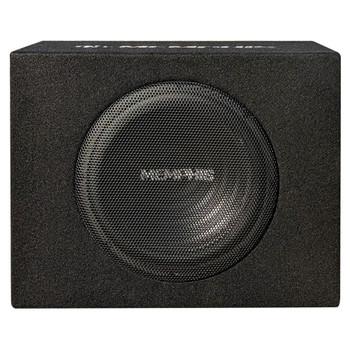 """Memphis Audio SRX08SP 120W RMS Amplified 8"""" Box"""