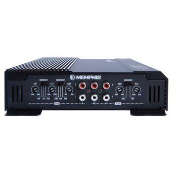 Memphis Audio SE1200.4 Street Edge Series 4-Channel Amplifier - 75 x 4 at 2-Ohms