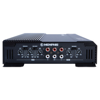 Memphis Audio SE1200.4 Street Edge Series 4-Channel Amplifier - 75 x 4 at 2-Ohms