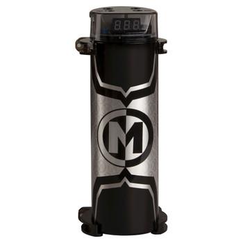 Memphis Audio 2FCAPM 2-Farad Monitor Top Capacitor