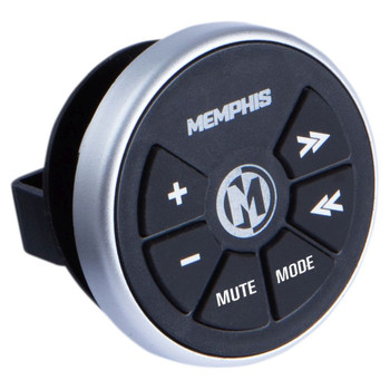 Memphis Audio MXA1MCR MXA1MC Wired Remote Compatible With The MXA1MC Gauge Style Media Center.