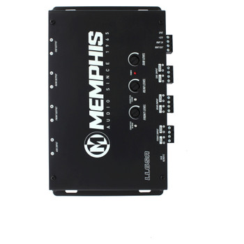 Memphis Audio LL6SA 6-Channel Line Level Adapter With Signal Summing