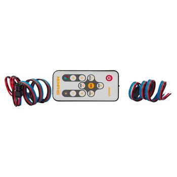Memphis Audio 16-MXALEDCTR RF Remote for MXA LED Kits