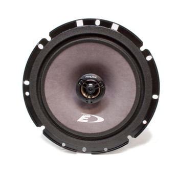 "Alpine SXE-1726S 6 1/2"" 2 way Coaxial Speaker - Used, Good"