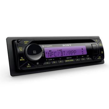 Sony MEX-M72BT Marine CD Receiver with BLUETOOTH Wireless Technology - Open Box